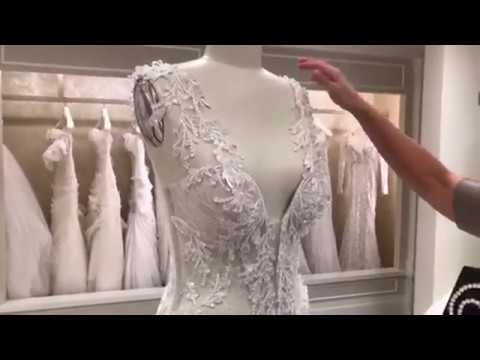 LIVE at the Pnina Tornai Boutique at Kleinfeld Bridal
