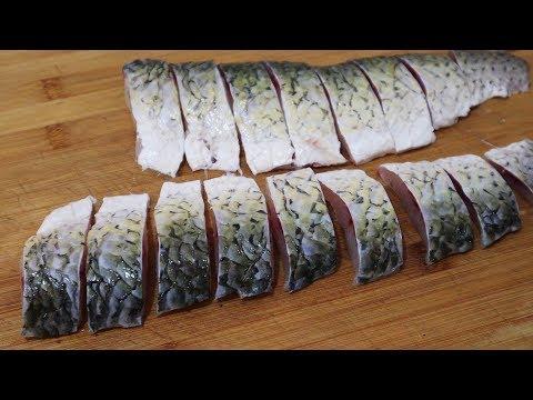 爱吃草鱼的要收藏,教你客家独特的做法,鲜香滑嫩,做法很简单