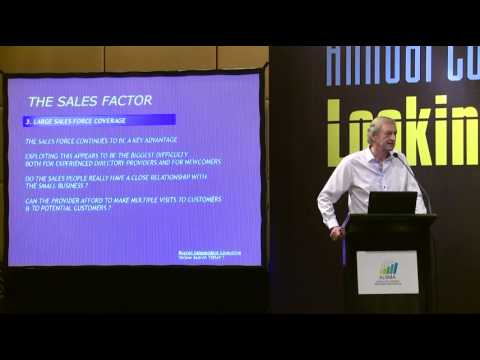 Peter Buxton -- The Online Digital Transition and The Sales Factor
