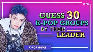 Download lagu Guess The K Pop Group By Their Leader K POP GAME