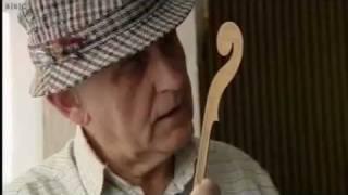 19th century Ulster-Scot fiddle maker Hugh Gordon.
