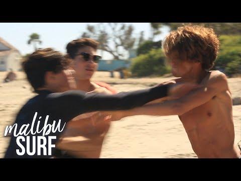 Battle on the Beach | MALIBU SURF EP 9
