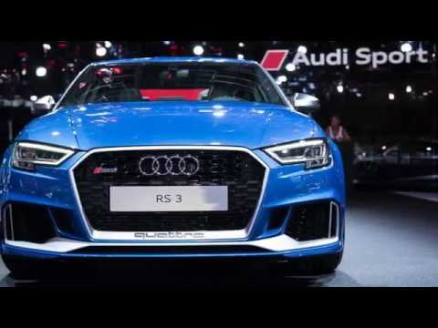 YES!!! The New 2018 400hp AUDI RS3 SEDAN 5cyl,Turbo