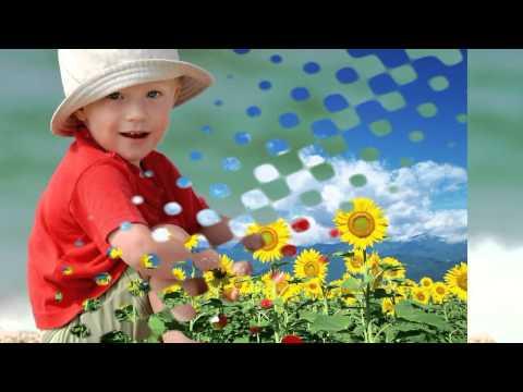 Времена года для детей (Лето)