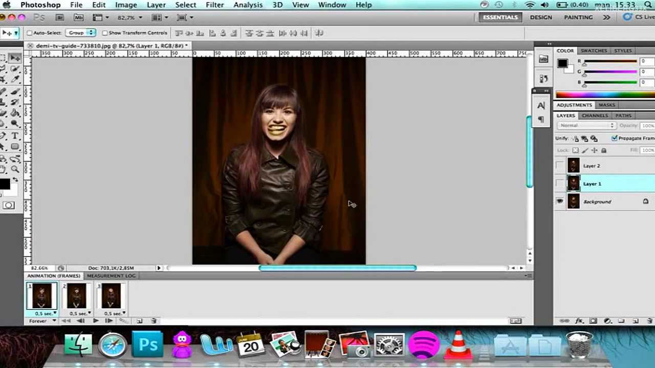 Photoshop cs5 tutorial how to make a gif youtube photoshop cs5 tutorial how to make a gif baditri Images