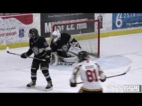 Major Midget (Gold Puck) - Hamilton Jr. Bulldogs vs Huron Perth Lakers from YouTube · Duration:  3 minutes 8 seconds