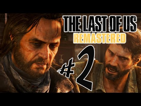 The Last Of Us Remastered - Parte 2: As Loucuras Do Bill!!! [ PS4 Pro - Playthrough 4K ]