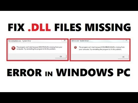 all dll files for windows 7 32 bit free download