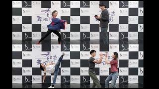香港舞蹈團「中國舞武研究計劃」項目簡介