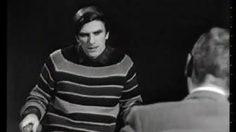 Günter Gaus im Gespräch mit Rudi Dutschke (1967)