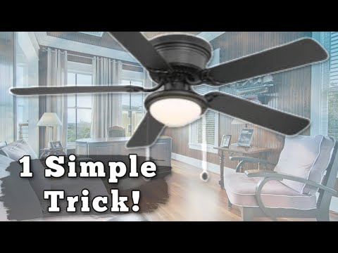 HOW TO CLEAN DIRTY CEILING FANS WITH NO MESS, TAKE A TIP TUESDAY!