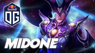 OG.MidOne Luna - Dota 2 Pro Gameplay [Watch & Learn]