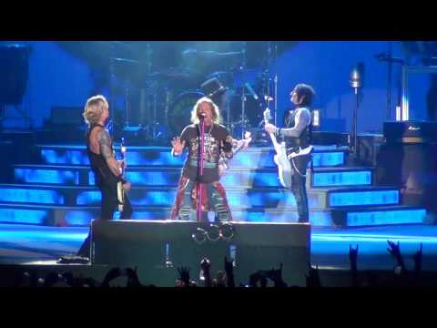 Guns N Roses - Live Bangkok 2017 - Mr Brownstone
