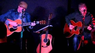 Ian McNabb & Chris Layhe King Of Hearts Stockport Blue Cat Cafe 16.02.12