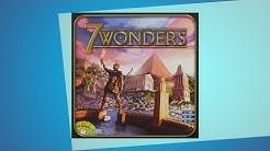 7 Wonders // Kennerspiel des Jahres 2011 - Erklärvideo