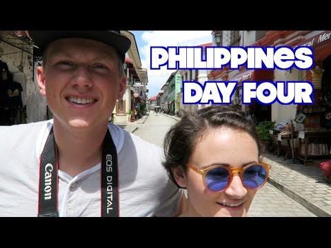 Philippines Day Four: Vigan to Laoag
