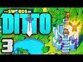 THE SWORDS OF DITTO - Our First Dungeon - Let's Play Swords of Ditto Gameplay Part 3 (Roguelite RPG)