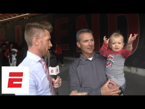 Urban Meyer has tough QB decision to make after Ohio State spring game | ESPN