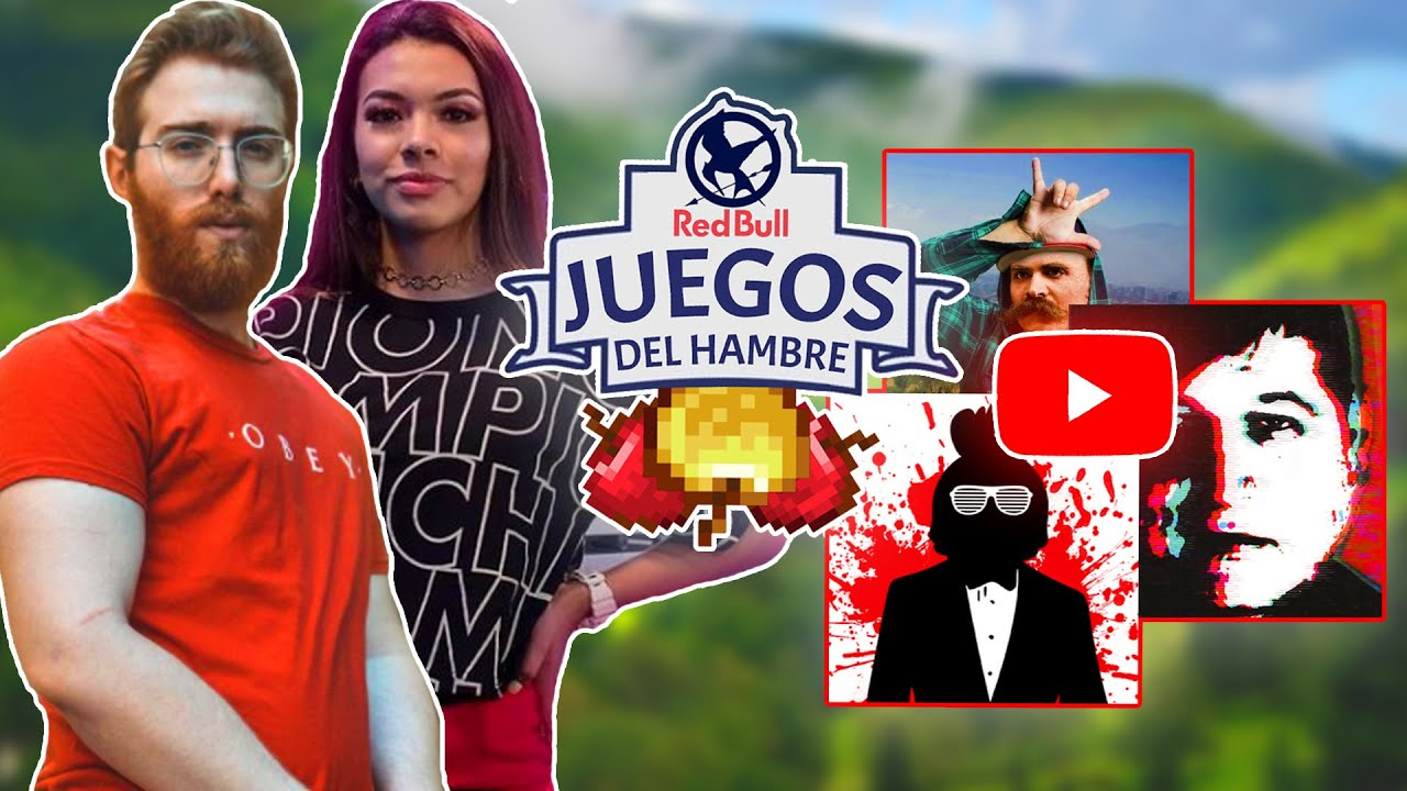 LOS JUEGOS DEL HAMBRE - YOUTUBERS DE FREESTYLE