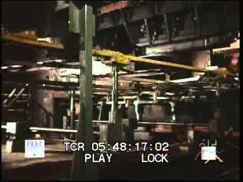 Automazione alle grandi presse