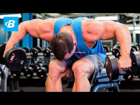 5 Moves To Massive Shoulders | Hunter Labrada