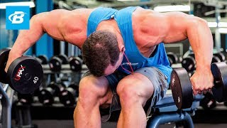 Hunter Labrada's 5 Moves To Massive Shoulders