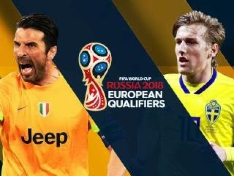 Italy v Sweden - 2018 FIFA World Cup Russia- Highlights FULL HD
