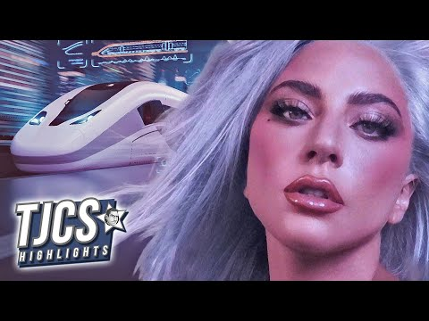 Lady Gaga Joins Brad Pitt For Action Film Bullet Train