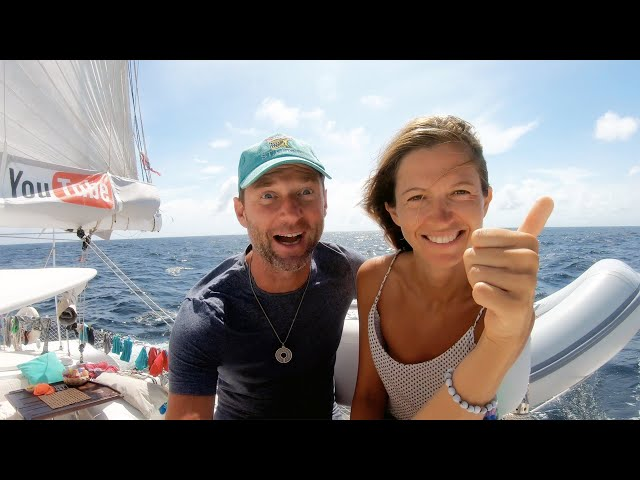 We Are a Polish Family of 4 Traveling and Sailing Around the World