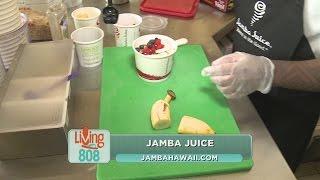 Jamba Juice Hawaii has new flavors and an awesome, locally created acai bowl