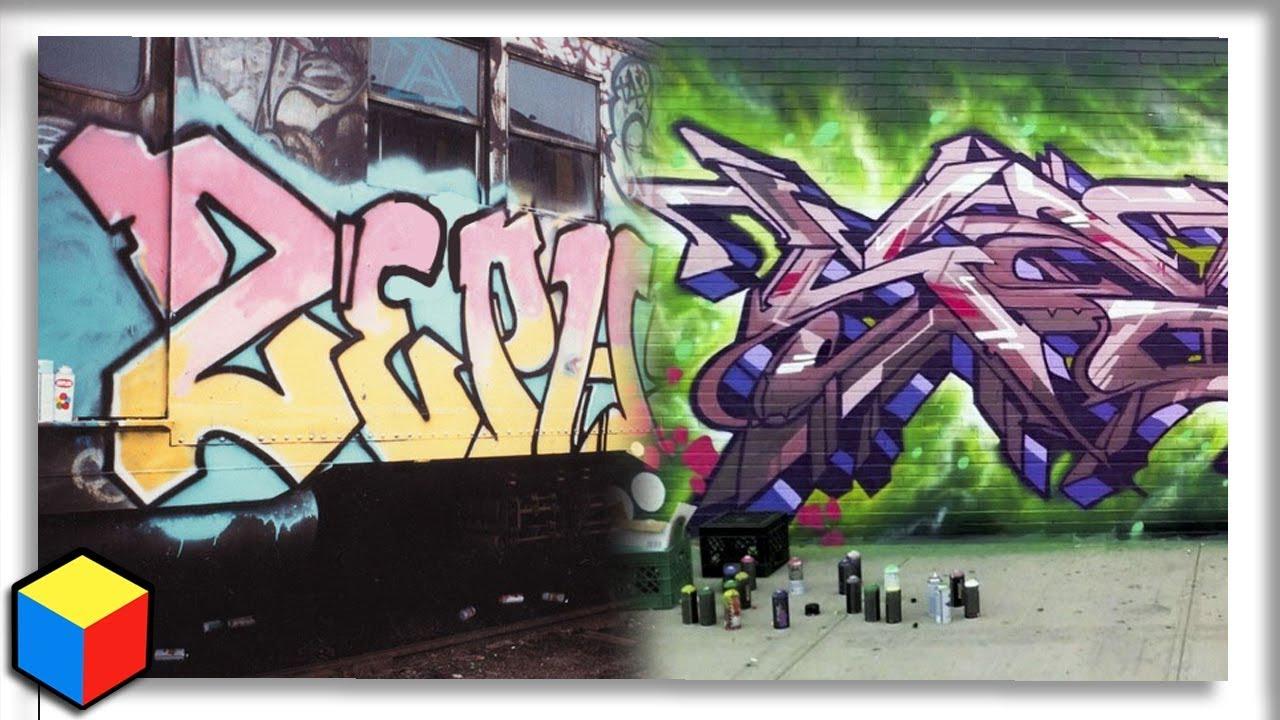 Graffiti history of style