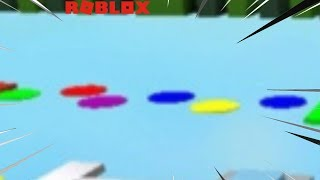 Roblox: ESCAPANDO DO TREINAMENTO DE PARKOUR (Escape The Wipeout Obby)