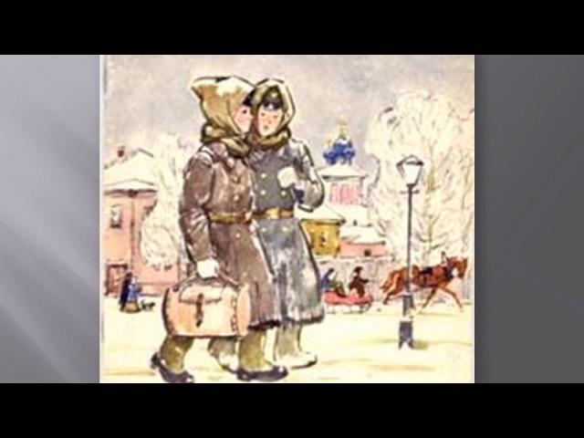 Изображение предпросмотра прочтения – ЛарисаЧурсина представляет буктрейлер кпроизведению «Мальчики» А.П.Чехова