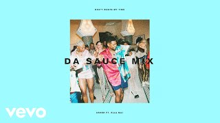 Usher - Don't Waste My Time (Da Sauce Remix (Audio)) ft. Ella Mai