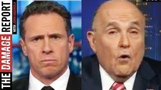 Giuliani Makes SHOCKING Admission On CNN