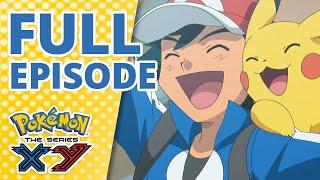 Kalos, Where Dreams aฑd Adventures Begin | Pokémon the Series: XY Episode 1