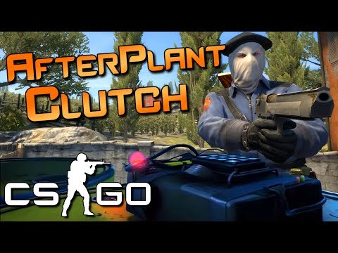 CS:GO Afterplant T Side Clutch Guide