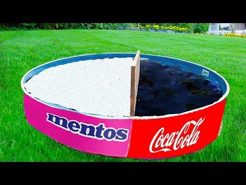 Experiment Coca cola