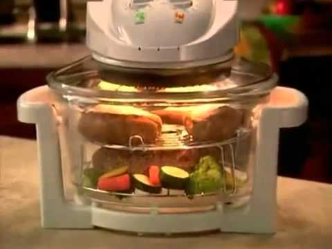 halogen oven youtube. Black Bedroom Furniture Sets. Home Design Ideas