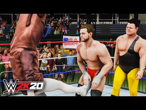 WWE 2K20 My Career Mode | SECOND HOUR | JERRY