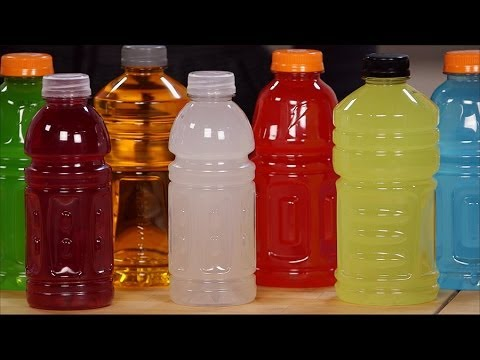 Are Sports Drinks Good For You? | Fit or Fiction