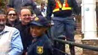 Voting in South Africa - 22 April 2009 video1