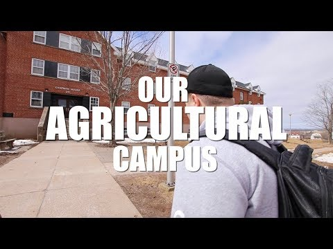 Residence Tour - Agricultural Campus
