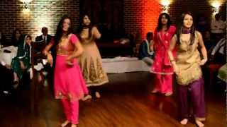 Sisters of the Groom Dance from Indian/Pakistani Wedding