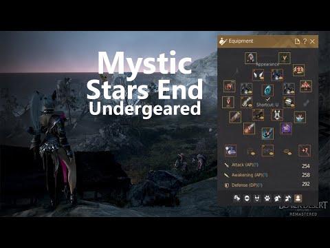 Mystic StarsEnd Undergeared(258AP 292 DP)  