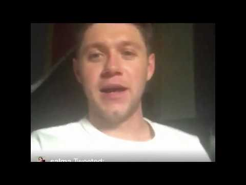 Niall Horan reveals his favourite Harry Styles song.