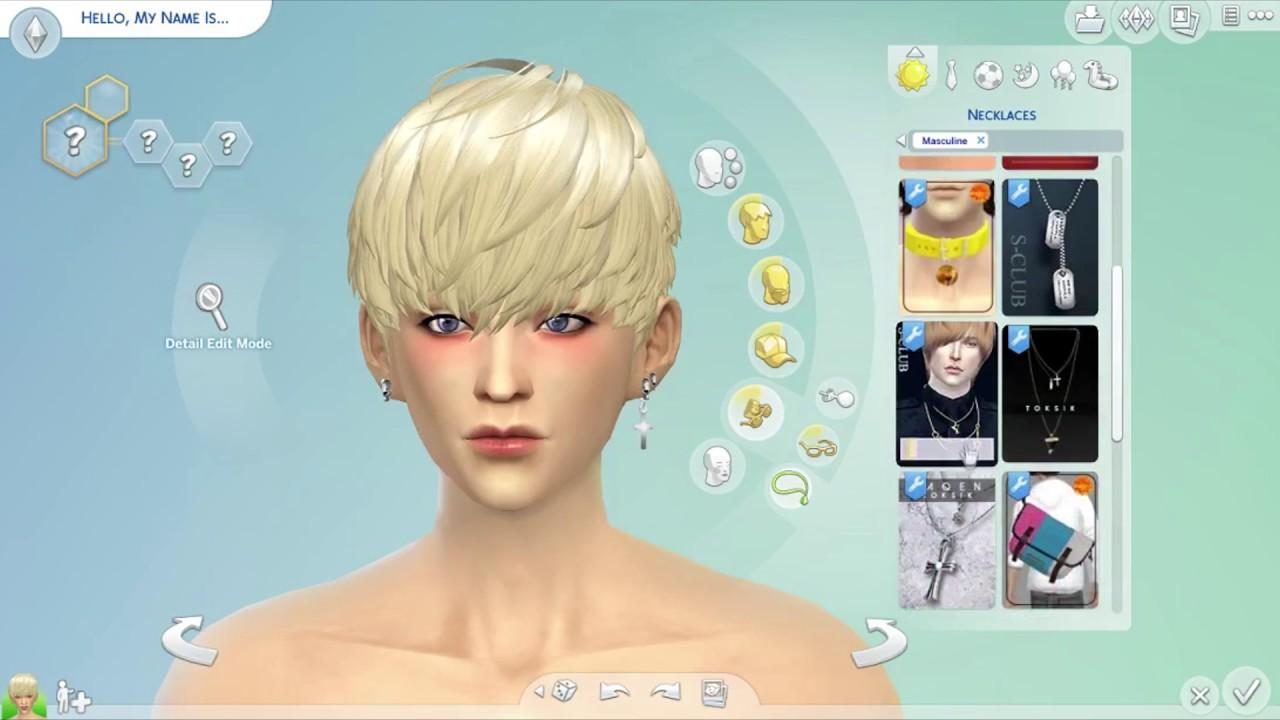 The Sims 4 V BTS Create A Sim YouTube