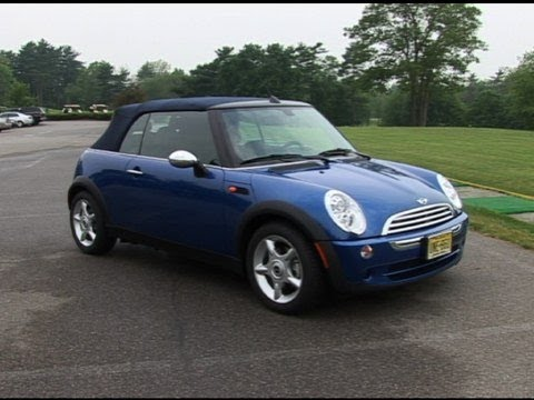 2002 2006 mini cooper pre owned vehicle review wheelstv youtube. Black Bedroom Furniture Sets. Home Design Ideas