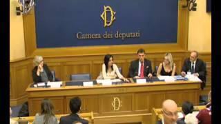 """Roma - """"Contro il cyberbullismo"""" - Conferenza stampa di Daniela Sbrollini (27.10.15)"""
