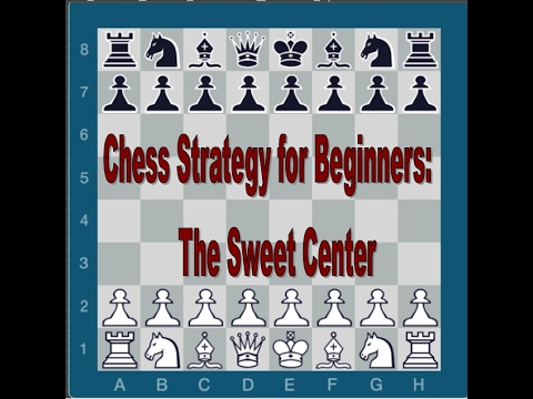 Chess Strategy for Beginners: The Sweet Center